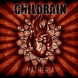 CHILDRAIN 4TH ALBUM MATHERIA PORTADA digipack