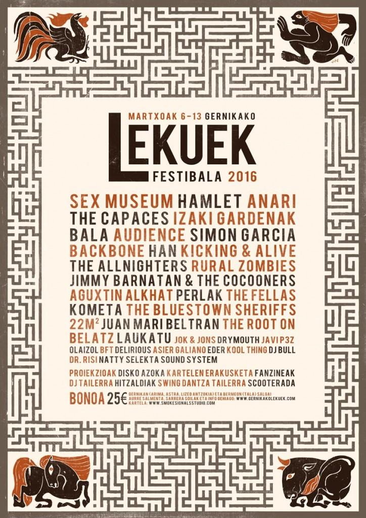 Lekuek Festibal GERNIKA