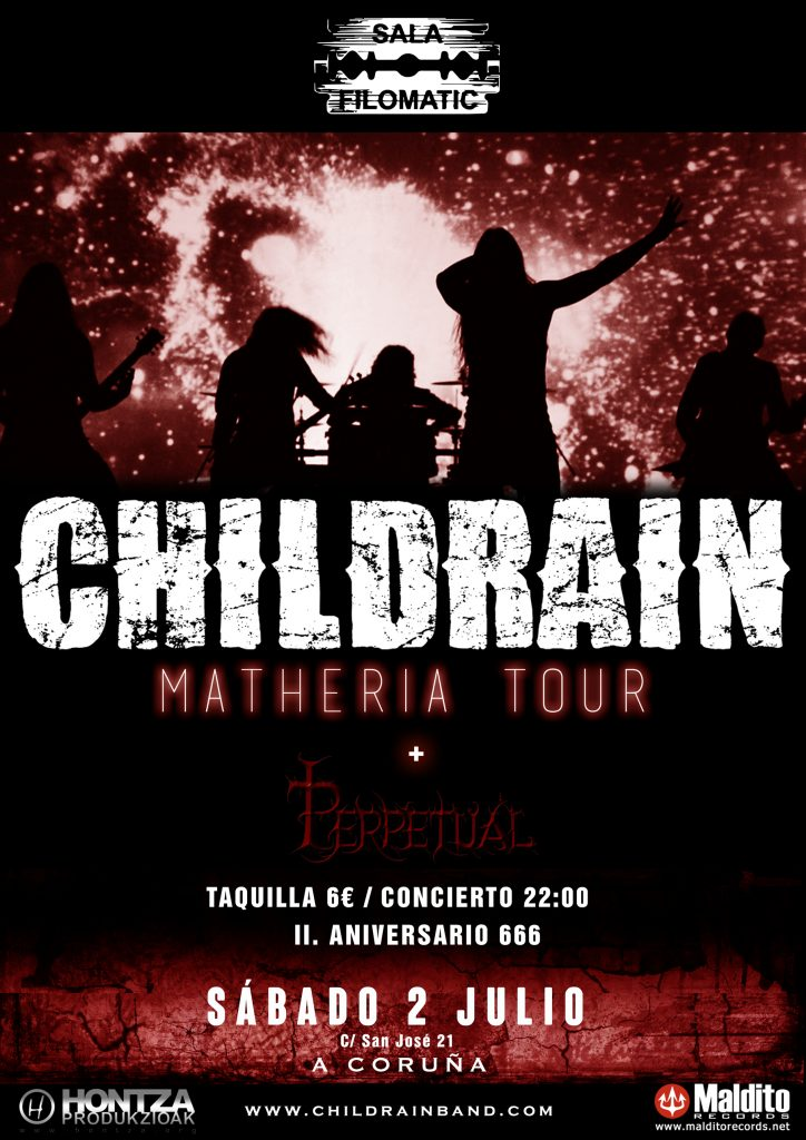 Childrain Cartel 2 Julio A CORUNA